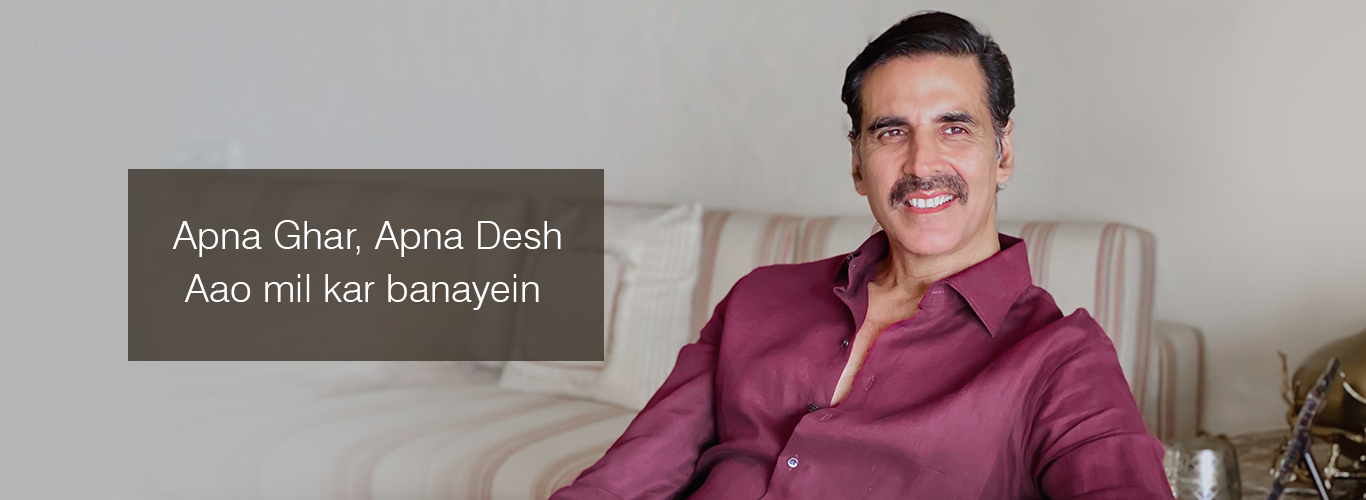 Lodha Home Purchase Offer - Akshay Kumar Apna Ghar Apna Desh
