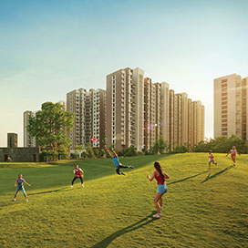 Buy Flats in Palava City Dombivili- 1 BHK, 2 BHK & 3 BHK Flats